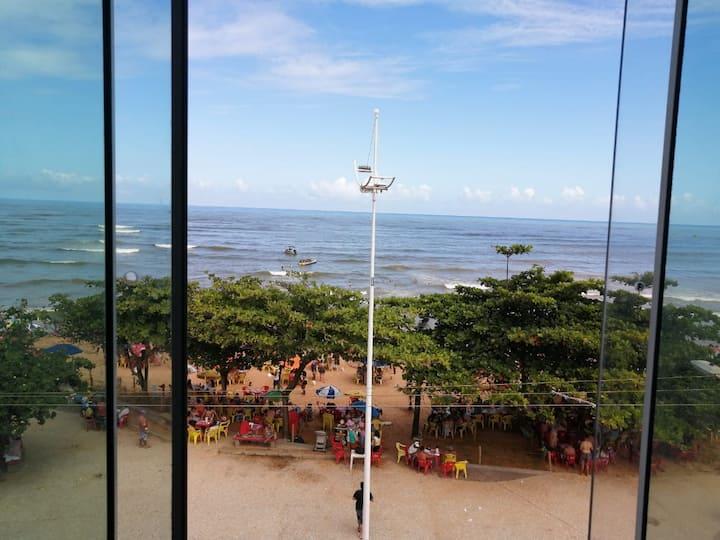 Apartamento todo vista pro Mar