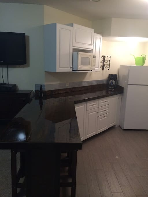 New renovated mini kitchen