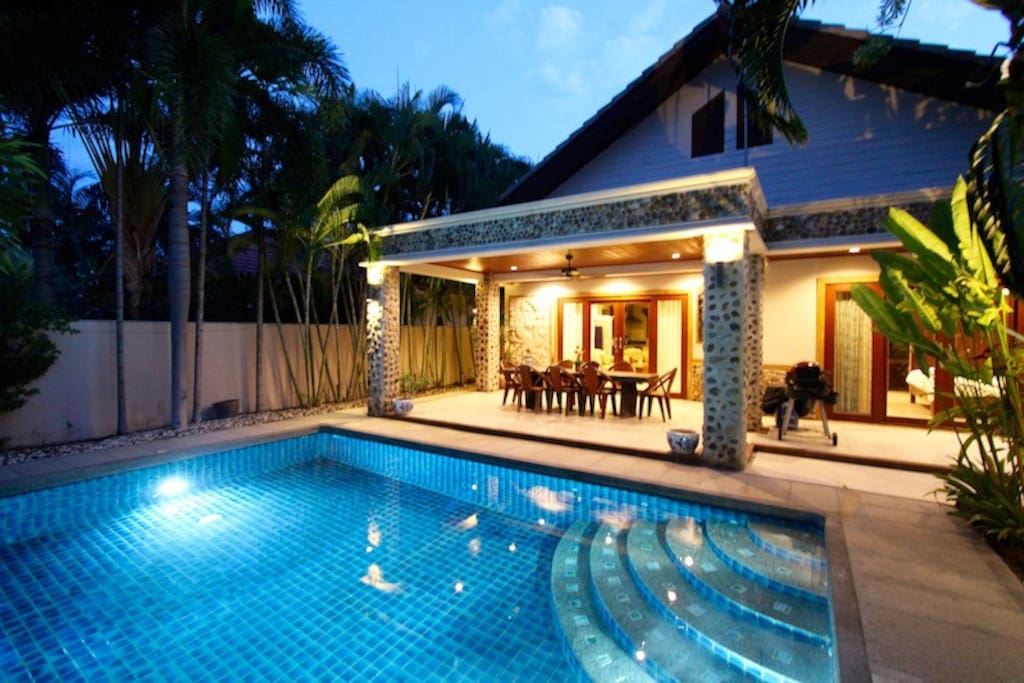 Private House & Private Pool