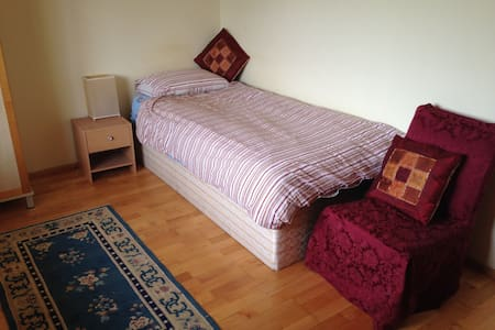 This single room is very quiet and spacious. - Claregalway - House