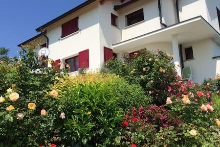 Grande maison moderne au calme et sans vis à vis - Saint-Mard