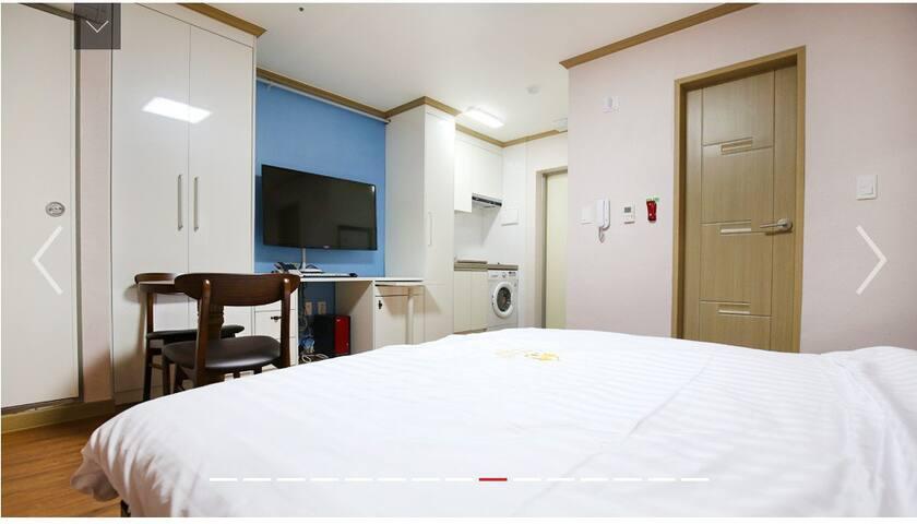 [대전역, 한밭운동장 인근] 크리스탈 레지던스 - 대전광역시 - Apartment
