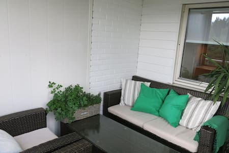 Lovely apartment near the nature - Løvenstad - Apartamento