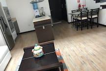 Executive loft in premium area