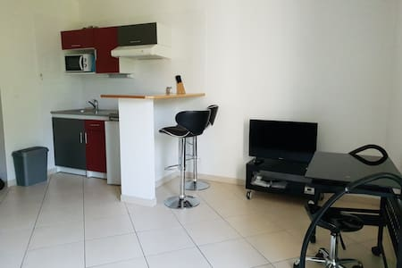 appartement F2 Louisiane 3/4 personnes