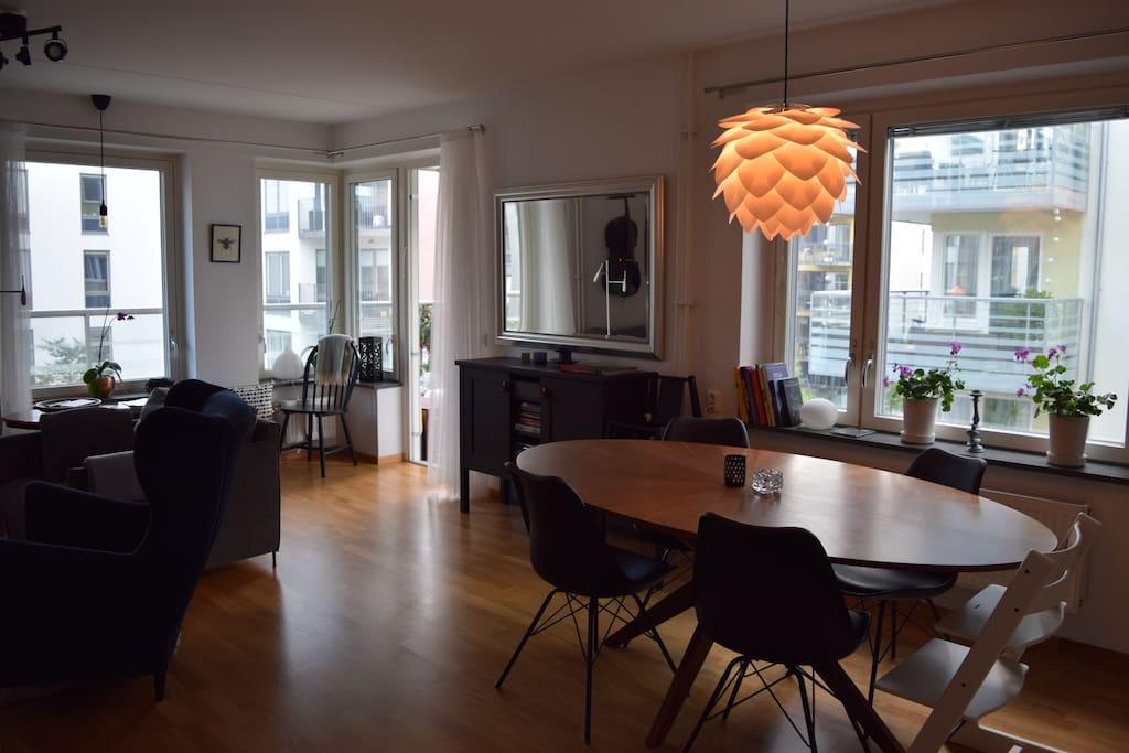 2 bedroom apartment hammarby sj stad apartamentos en alquiler en estocolmo stockholms l n suecia - Apartamentos en estocolmo ...