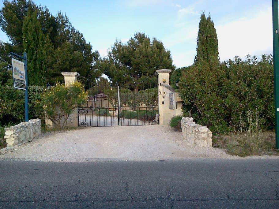 photo de l'entrée