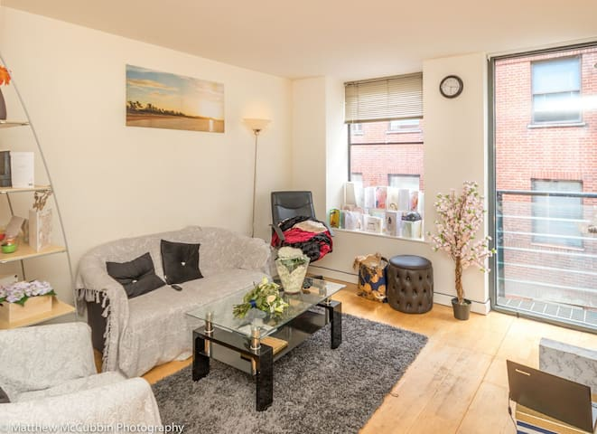 Lovely 3 Bed Apartment in Leeds City Centre