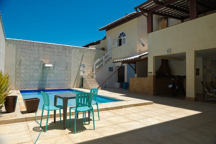 Casa /hospedagem e confraternizações- Niteroi/RJ