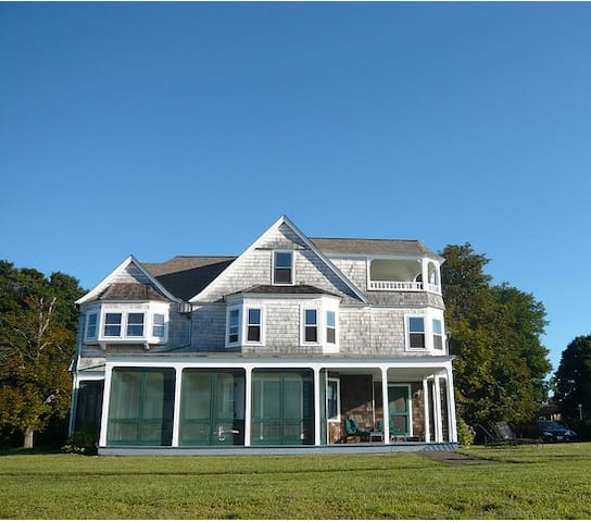 Summer cottage on Long Island Sound - Old Saybrook - House