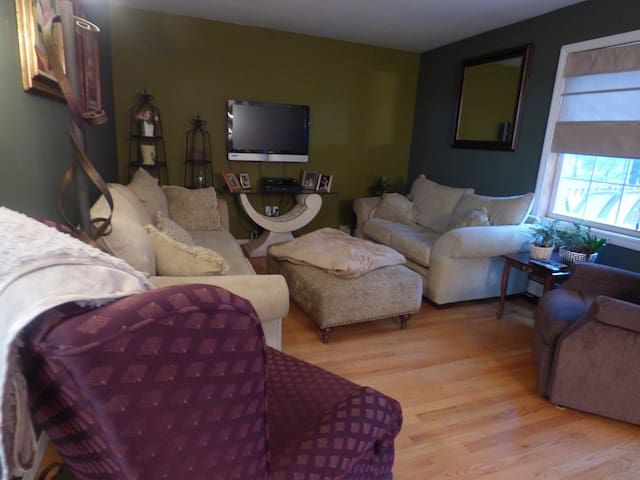 Cozy living in Hudson Valley Home - East Fishkill - Apartament