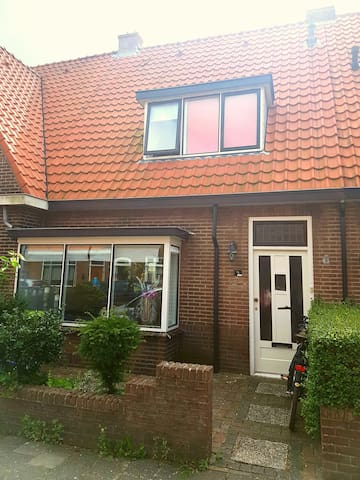Nice located/modern house nearby centre and Sea! - Den Helder - House
