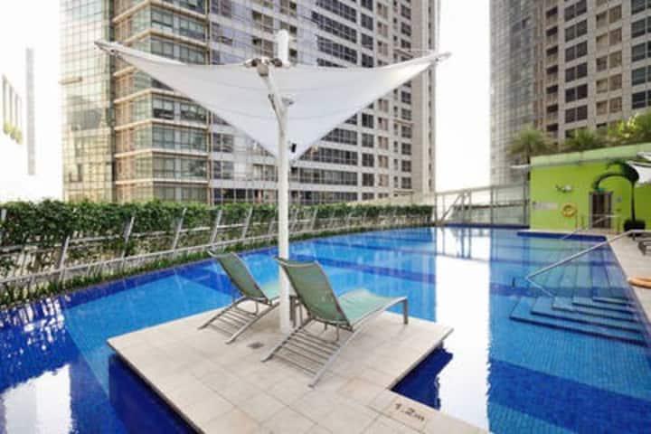Lux Suite@Marina Bay Singapore (Studio)