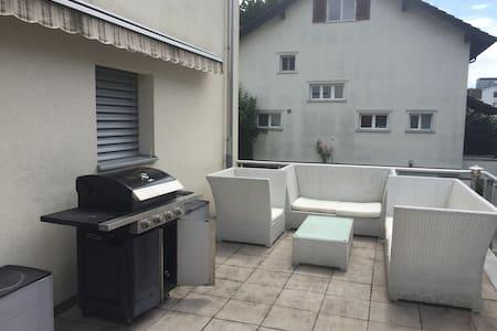 Practical Room close to Zug - Baar - Apartment