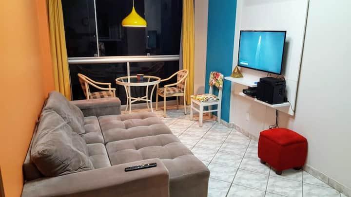 Apartamento na Orla da Praia da Costa