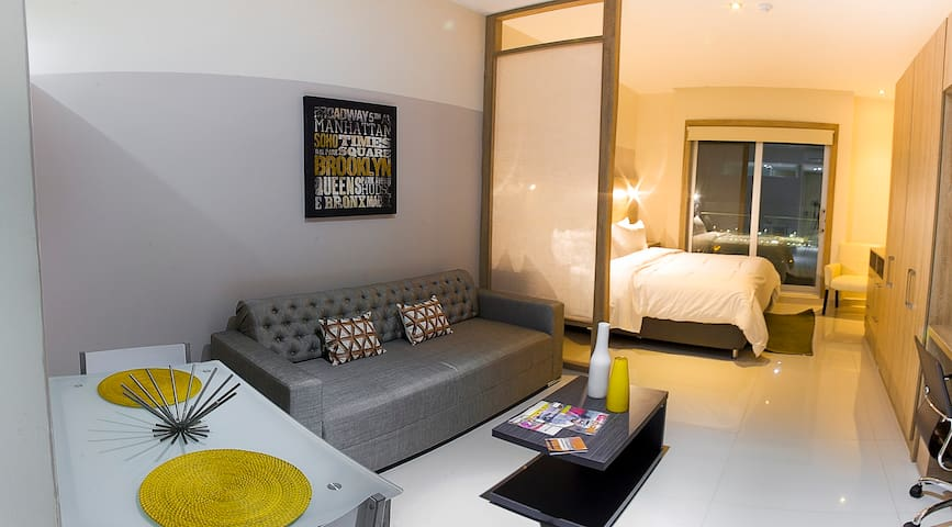 Excelente Aparta Estudio - Barranquilla - Apartament