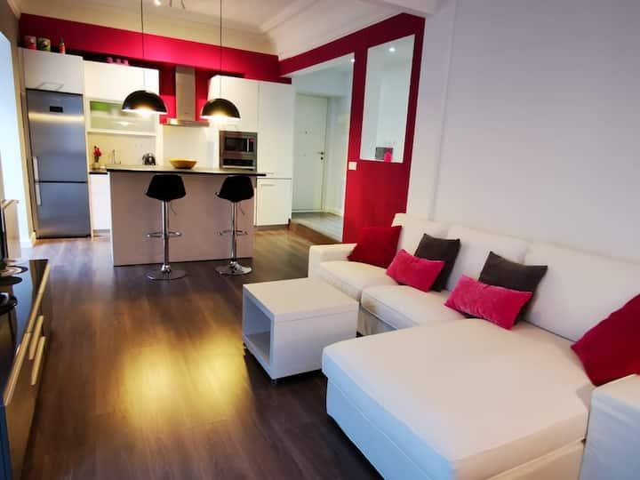 Precioso apartamento en el centro de Castro