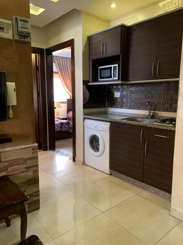 Furnished apartments near University of Jordan