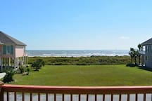 View from our front deck.