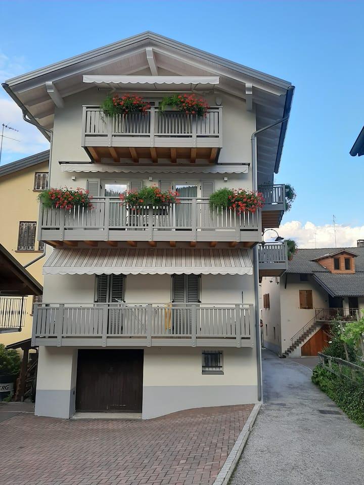 Appartamento per vacanze in montagna/lago