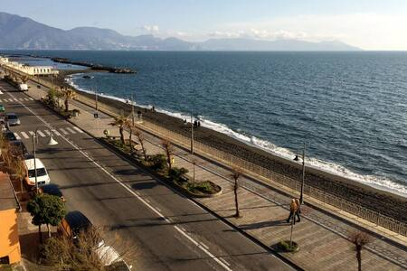 Wonderful apartment SOLEMARE - 20mt from the sea! - Torre del Greco