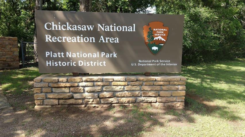 Park Edge Suite 2 National Park