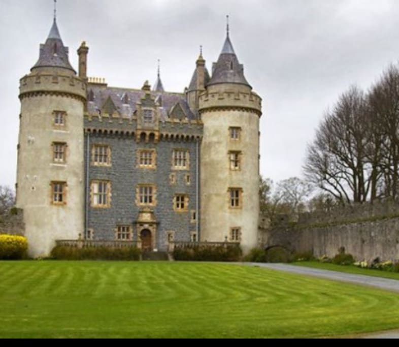 Killyleagh Castle