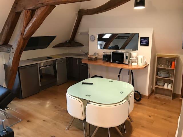 Merveilleux T2 proche Troyes - Sainte-Maure - Wohnung
