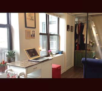 Cozy Modern Studio in Edgewater - Chicago