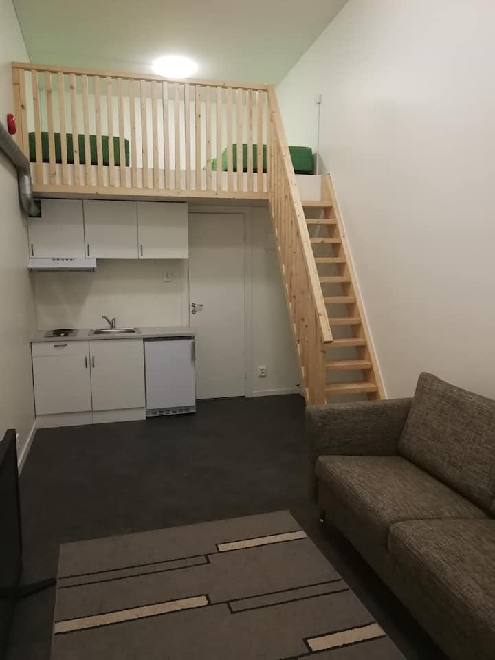 Fräsch studio i Stockholm vid Arlanda & sigtuna 5