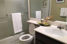 2nd full bathroom on 2nd floor