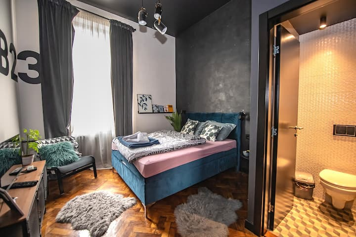 B23 apartments near the fortress - double room
