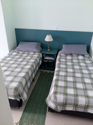 Hospedagem aconchegante e econômica - Atibaia - Appartement