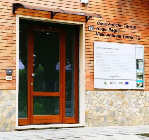 Suite Antiche Terme - Zero Barriere