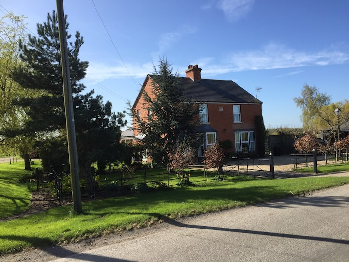 Willbeck Cottage 1 - Ruskington Fen, Lincolnshire