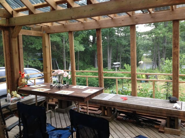 CottageGetAWay - Honey Harbour-1.5 hrs Toronto - Port Severn - Flat