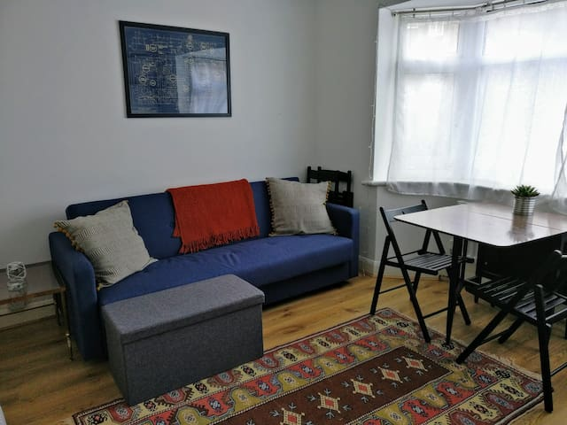 Cozy and Convenient Flat in North London