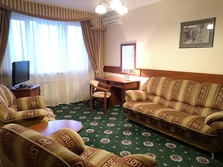 Apartments Orekhovo #40 near Tsaritsyno park