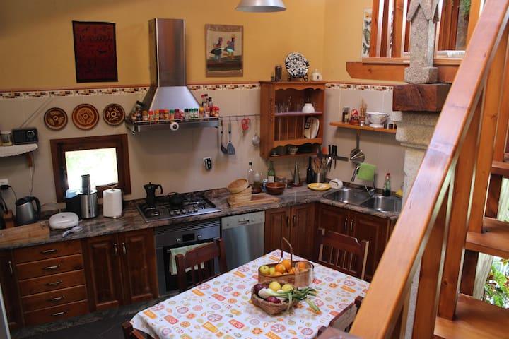 Preciosa casa con mucho encanto - Pontevedra - Haus