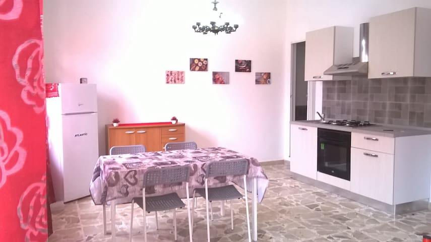 appartamento monolocale pachino marzamemi - Pachino - Wohnung