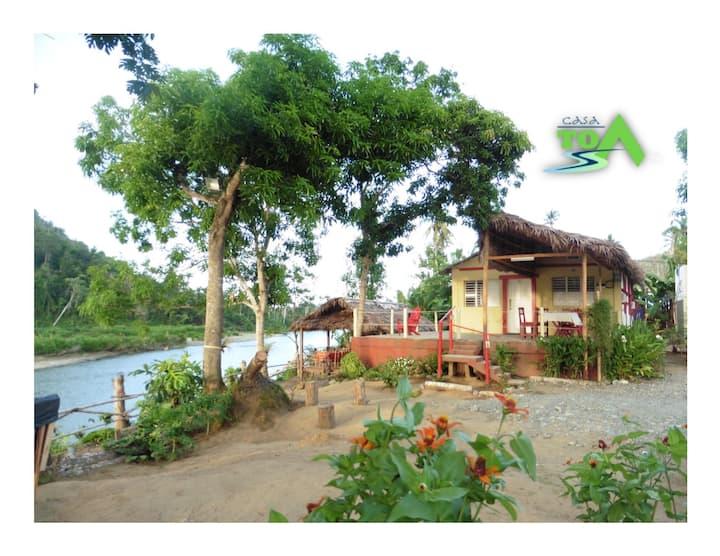 La CASA TOA - an ecotourism farm for nature lovers