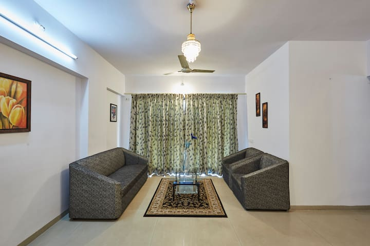 3 BHK Nice Apartment in andheri east near Highway - Mumbai - Serviced apartment