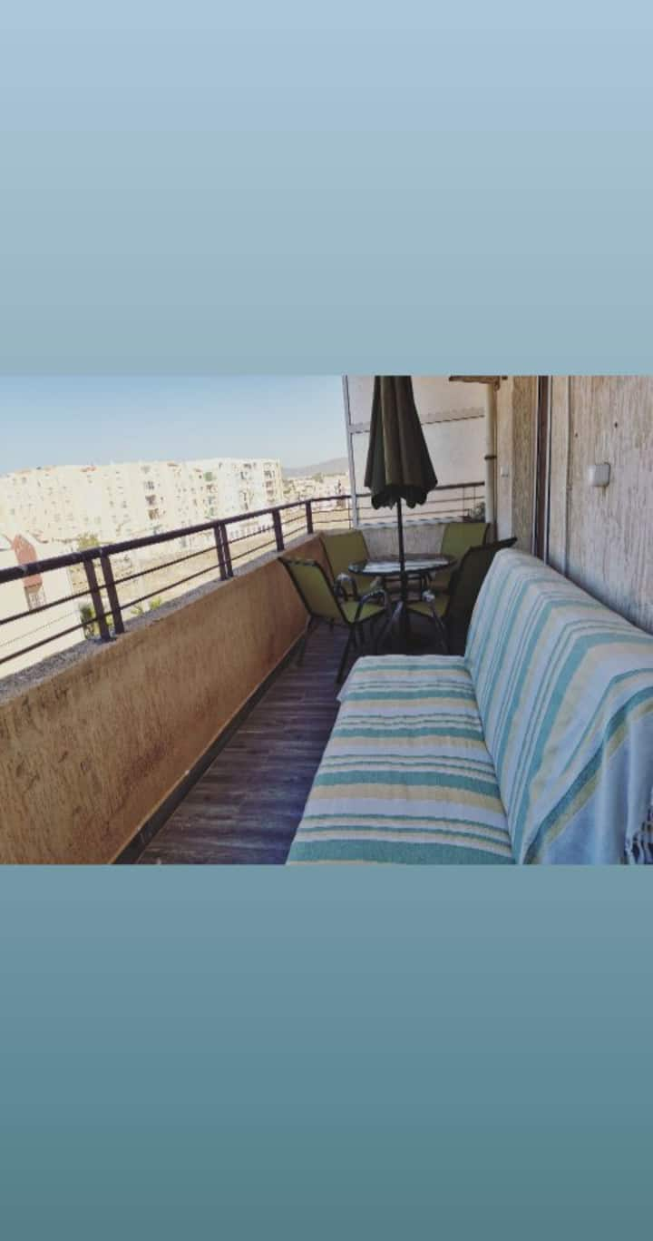 Appartement luxueux à 10 mn de la plage
