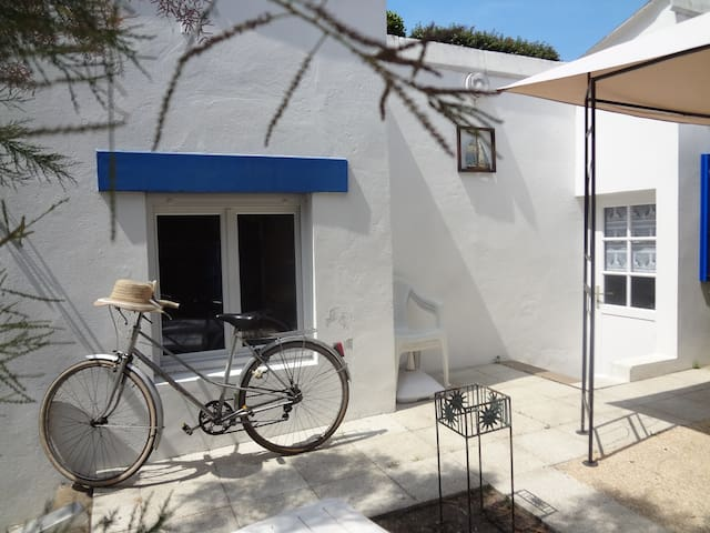 """Maisonnette """"tout à pieds"""" (plage, marché, gare) - La Baule-Escoublac - Rumah"""