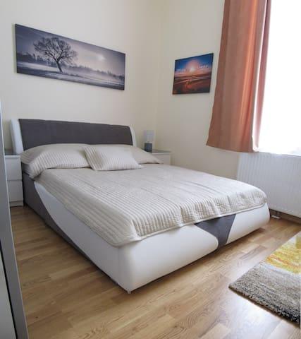 Neu renovierte 2-Zimmer-Wohnung in zentraler Lage - Wien - Lägenhet