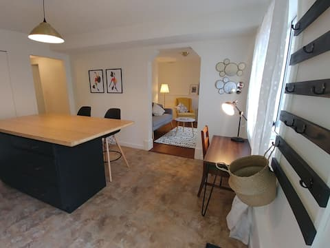 Cosy suite near downtown and waterfront