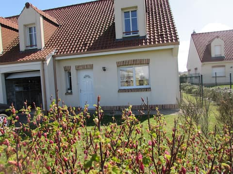 ★★ Spacious and bright house - Cap Gris-Nose★★
