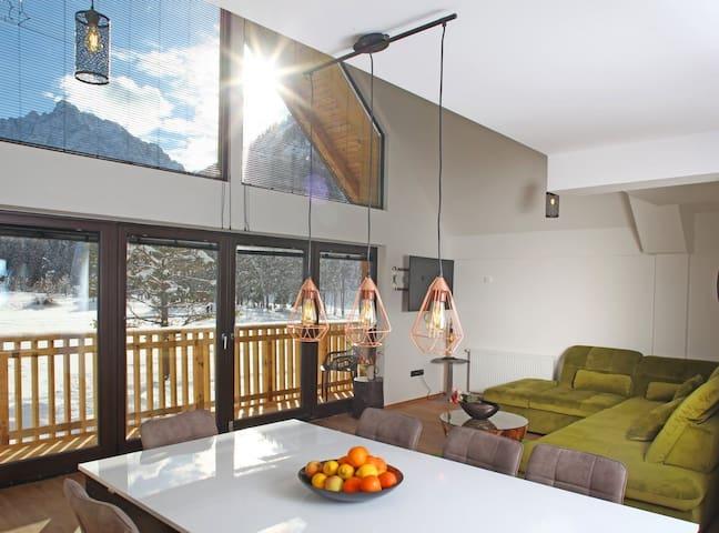 Jasna Chalet Resort Deluxe Duplex with Sauna 1