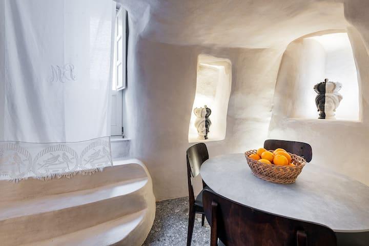 Boudoir Mannarazze, Prestigious Suite