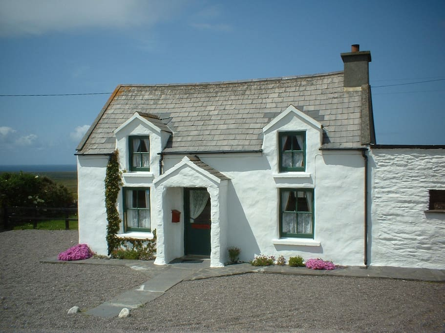 200 year old Irish Cottage.